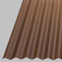 Profilbleche - Sinusplatten - Dach / Wand - Holzoptik