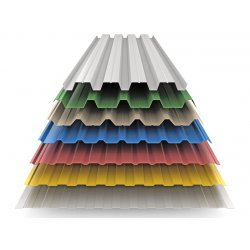 Profilbleche - Stahl / Aluminium