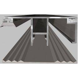 Aluminium und Kunststoff Profile - Verlegesysteme für Stegplatten