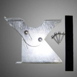 Befestigungssatz Steigtritte - Schrauben und Dichtungmaterial