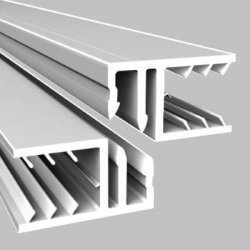 Kunststoff Profile - Verlegesysteme für Stegplatten - ZEVENER Sprosse Profisystem