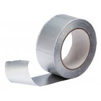 Aluminium Klebeband - 50mm breit - Fixlängen - Zubehör - Stegplatten