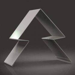 Selbstentlüftender First - Verbindungselement - 0,50mm Stärke - 25µm Polyester