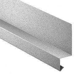 Profilbleche - Zubehör zur Montage - Kantteile - Sockelleiste