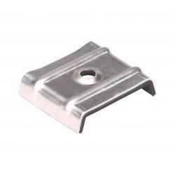 Kalotten - 41/16 - Trapez 183/40 - 100 Stück - Aluminium pressblank