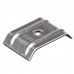 Kalotten - 55/32 - Trapez 250/50 - 100 Stück - Aluminium pressblank