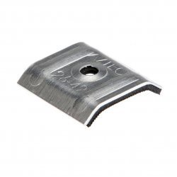 Kalotten - Typ 26/27 - Trapez 76/18 - 100 Stück - Aluminium pressblank