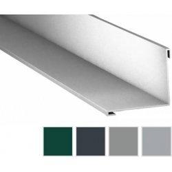 Innenecke - Aluminium - 2000 x 115 x 115mm - 90° - 0,70mm Stärke - 25 µm Polyester