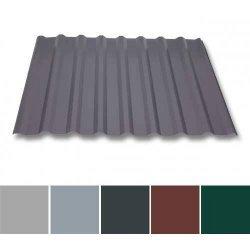Trapezblech Aluminium - Dachprofil W20/1100 - 0,70mm Stärke - 25 µm Polyester