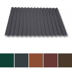 Wellblech Stahl - Dachprofil W1/1120 - 0,50mm Stärke - 60 µm TTHD