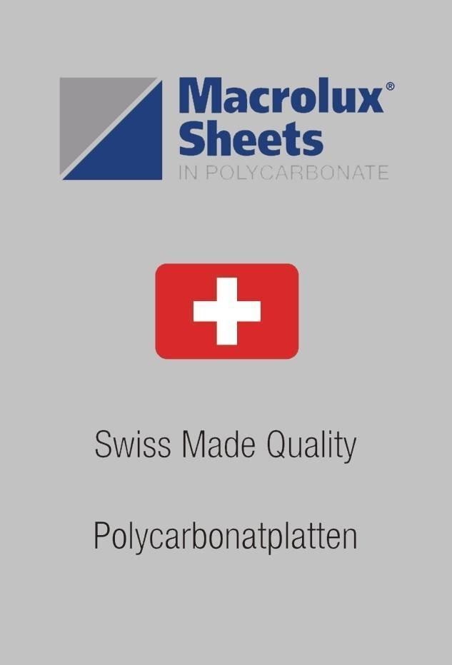 MACROLUX Polycarbonatplatten