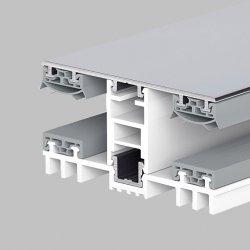 Aluminium Profile - Verlegesysteme für Stegplatten - Thermo / Thermo Profil SET