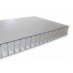 PC Siebenfachstegplatten - unstrukturiert - 25mm